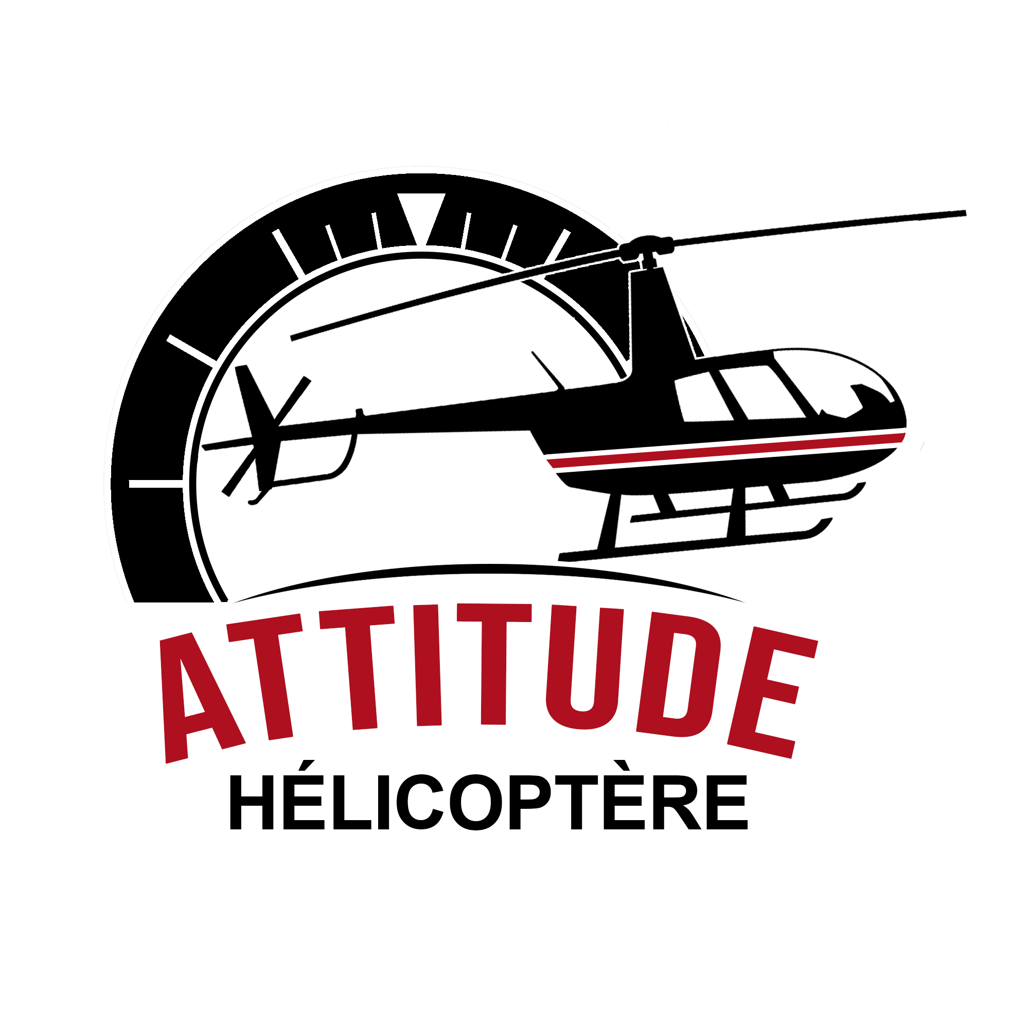Attitude Hélicoptère